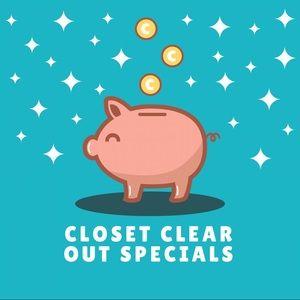 Closet Revamp Coming Soon!